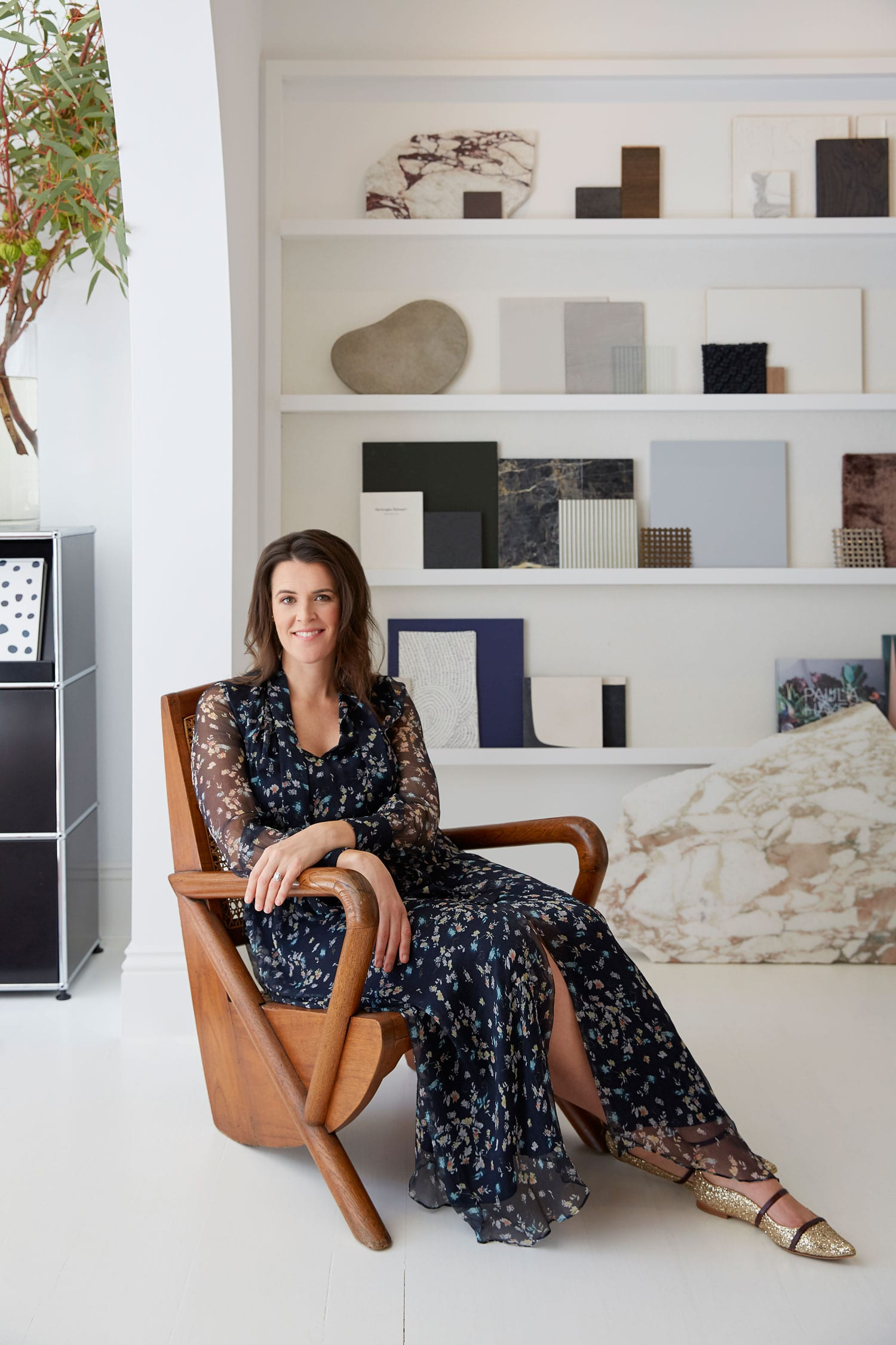 Alexandra Donohoe of Decus Interiors. Photo by Nick Cubbin | Yellowtrace