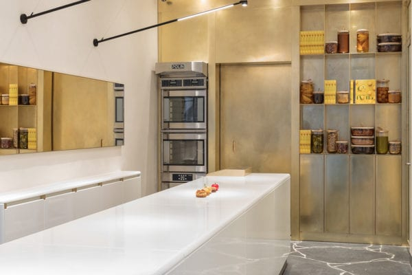 Cédric Grolet's Meurice Patisserie in Paris by Ciguë | Yellowtrace