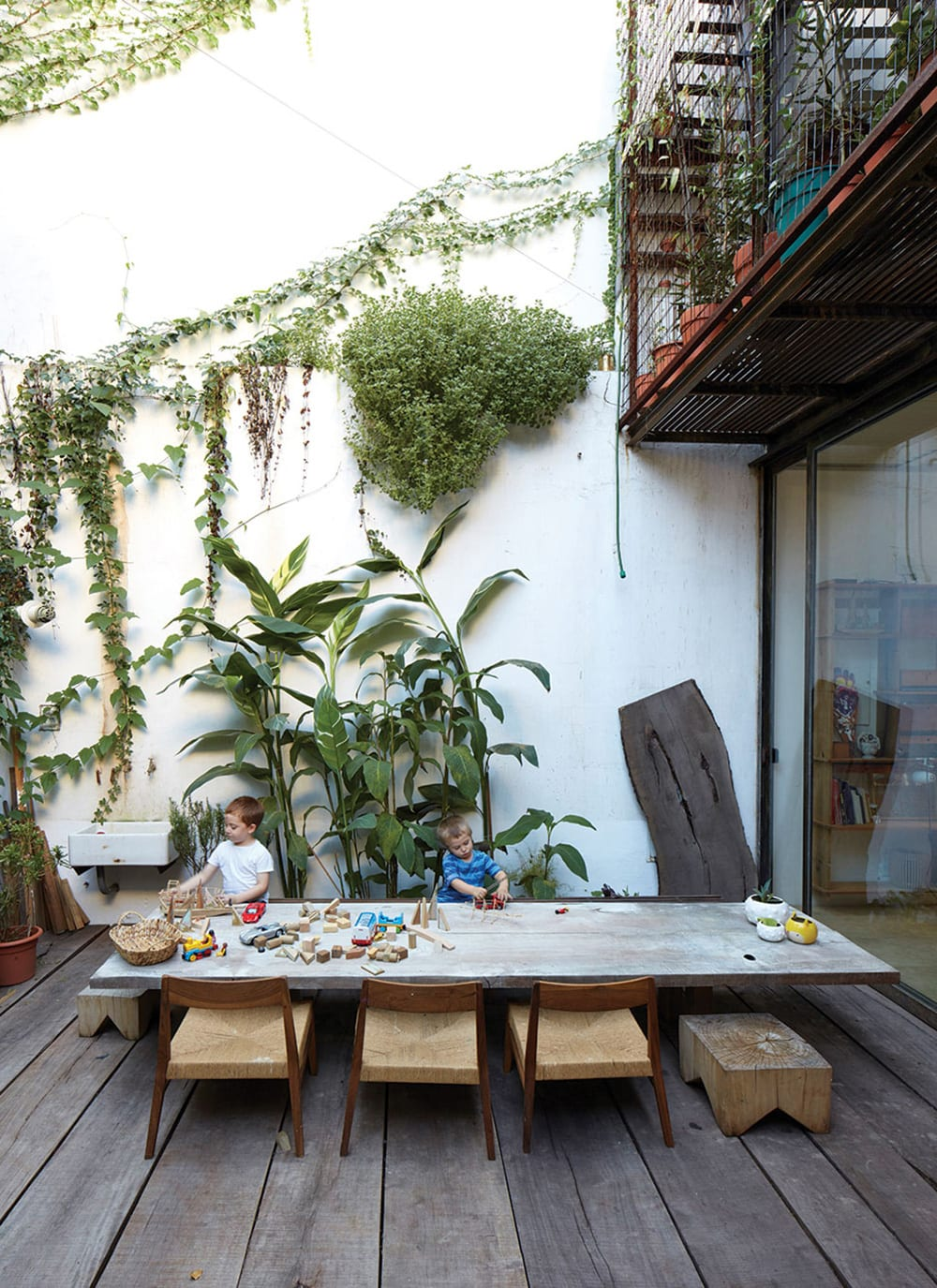 Clara house in buenos aires argentina by tovo sarmiento for Clara house
