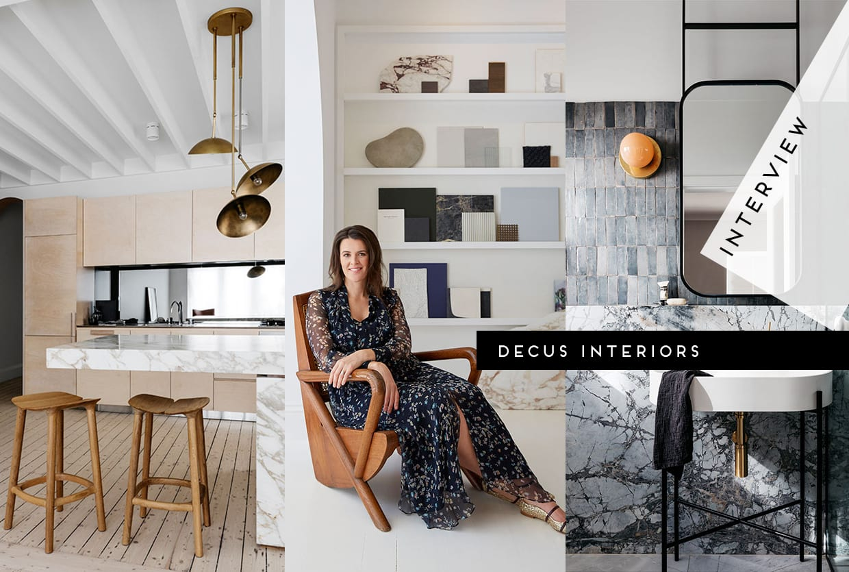 Interview: Alexandra Donohoe Church of Decus Interiors.