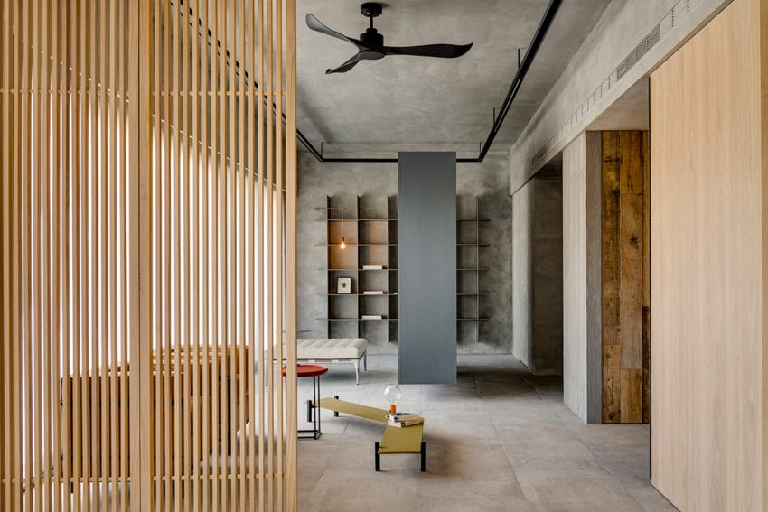 Din-a-ka Residence in Taipei, Taiwan by Wei Yi International Design Associates | Yellowtrace