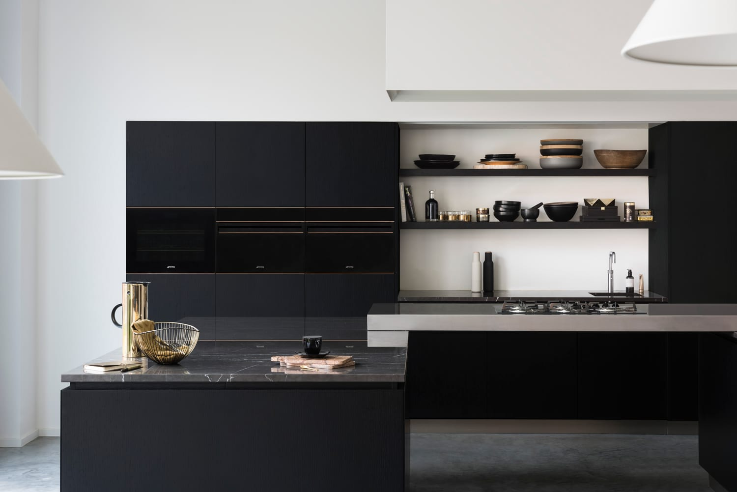Dolce Stil Novo Luxury Appliance Collection by Guido Canali for Smeg | Yellowtrace