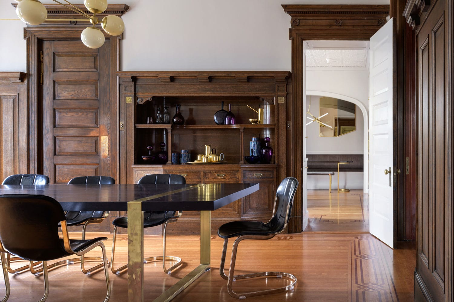 . Historic Victorian House in Portland Renovated by Jessica Helgerson