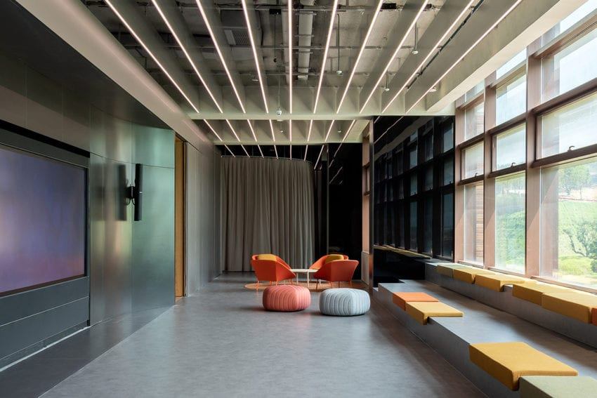 Innovation Lab in Huizhou, China by AIM Architecture   Yellowtrace