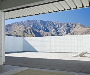 Jim Jennings' Own Desert Retreat in Palm Springs   Yellowtrace