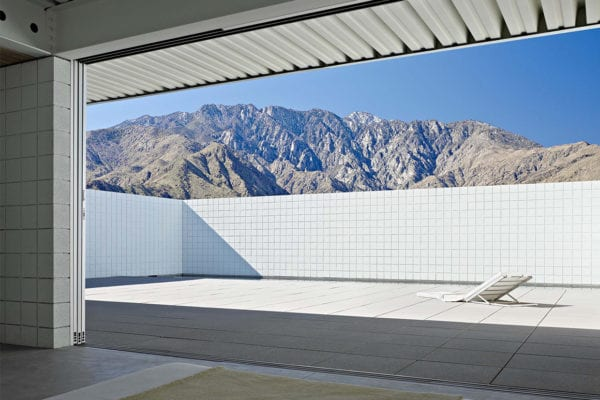 Jim Jennings' Own Desert Retreat in Palm Springs | Yellowtrace