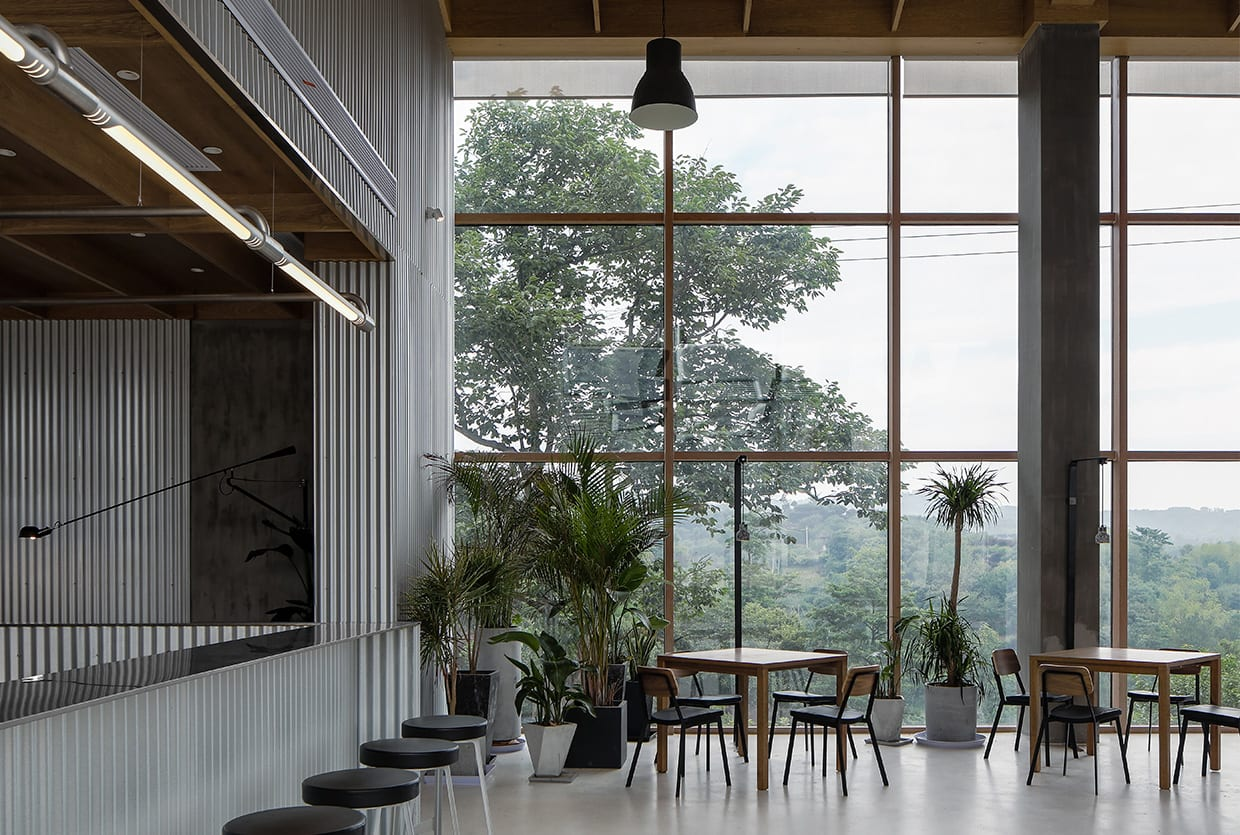 Lost Villa • Valley Land Boutique Hotel in Yuyao, Zhejiang, China by DAS Lab | Yellowtrace