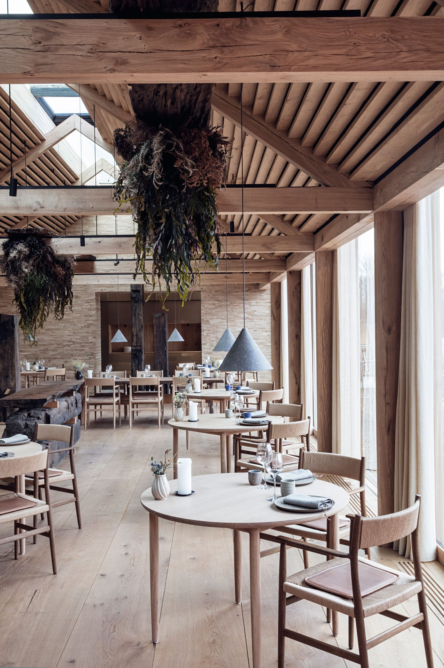 Noma Restaurant in Copenhagen by Studio Thulstrup ...