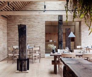 Noma Restaurant in Copenhagen by Studio Thulstrup   Yellowtrace