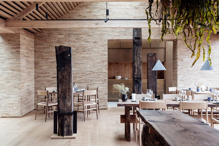 Noma Restaurant in Copenhagen by Studio Thulstrup | Yellowtrace