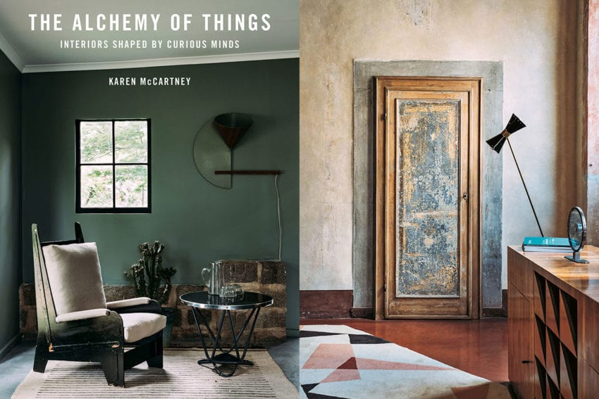 The Alchemy of Things by Karen McCartney   Yellowtrace