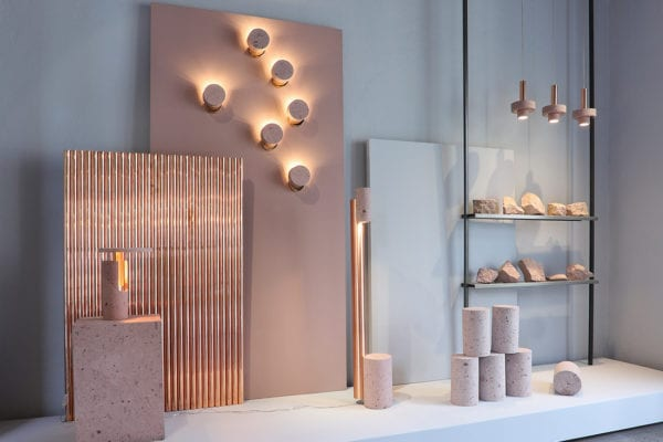 The Material Space: Davidpompa Opens New Showroom in Mexico City | Yellowtrace