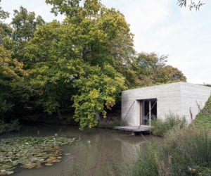Two Pavilions in Rural East Sussex, UK by Carmody Groarke   Yellowtrace