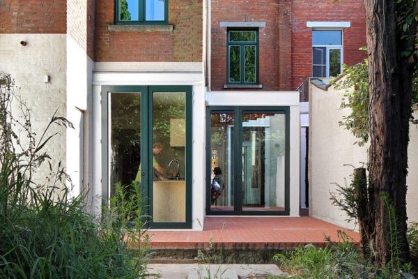 Vos House in Ekeren, Belgium by Architecten de Vylder Vinck Taillieu | Yellowtrace