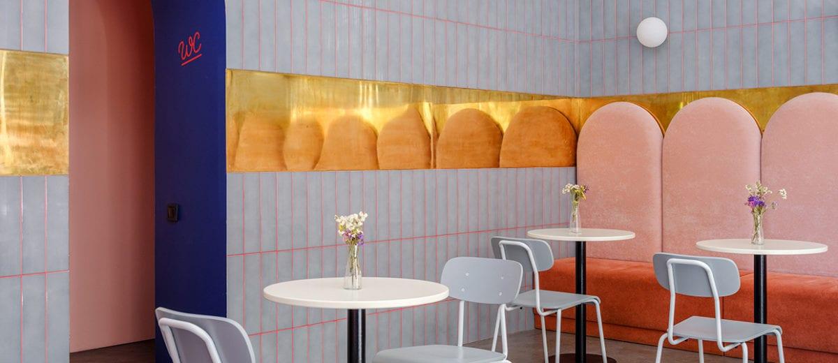 Breadway Bakery in Odessa, Ukraine by Lera Brumina and Artem Trigubchak | Yellowtrace