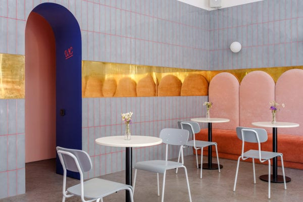 Breadway Bakery in Odessa, Ukraine by Lera Brumina and Artem Trigubchak | Yellowtrace