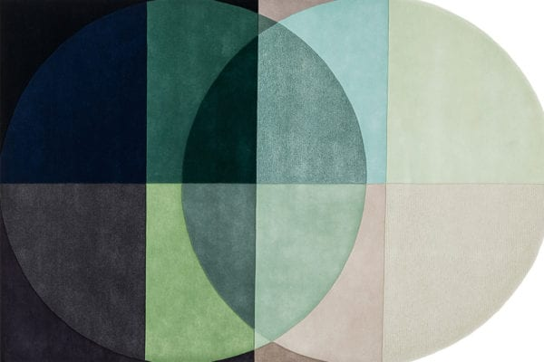 European Light Rug Collection by bernabeifreeman for Designer Rugs | Yellowtrace