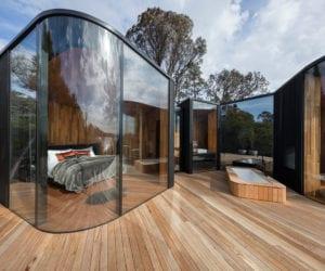 Freycinet Lodge Coastal Pavilions in Tasmania by Liminal Studio | Yellowtrace