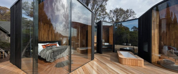 Freycinet Lodge Coastal Pavilions in Tasmania by Liminal Studio | Yellowtrace