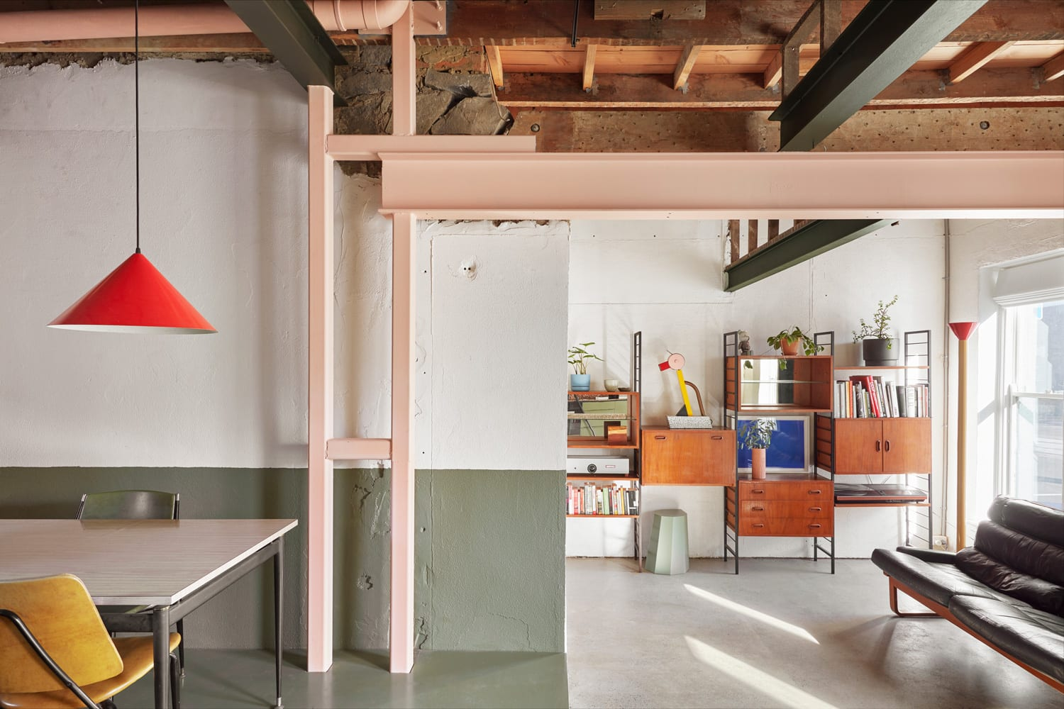 Hoa's House: Conversion of a 150-year-old Melbourne Pub by ioa-studio | Yellowtrace