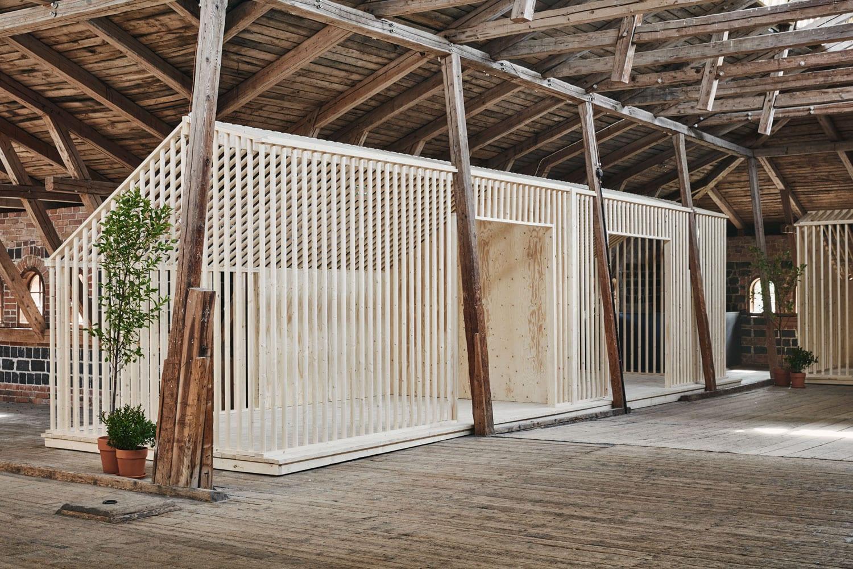 The Fiskars Summer House Exhibition Set by Studio Joanna Laajisto | Yellowtrace