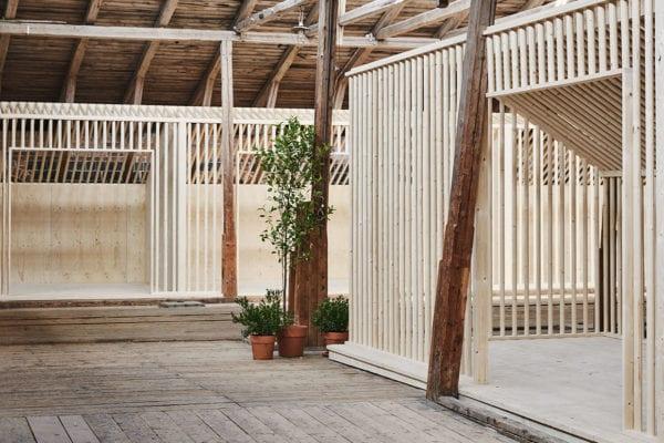 The Fiskars Summer House Exhibition Set by Studio Joanna Laajisto   Yellowtrace