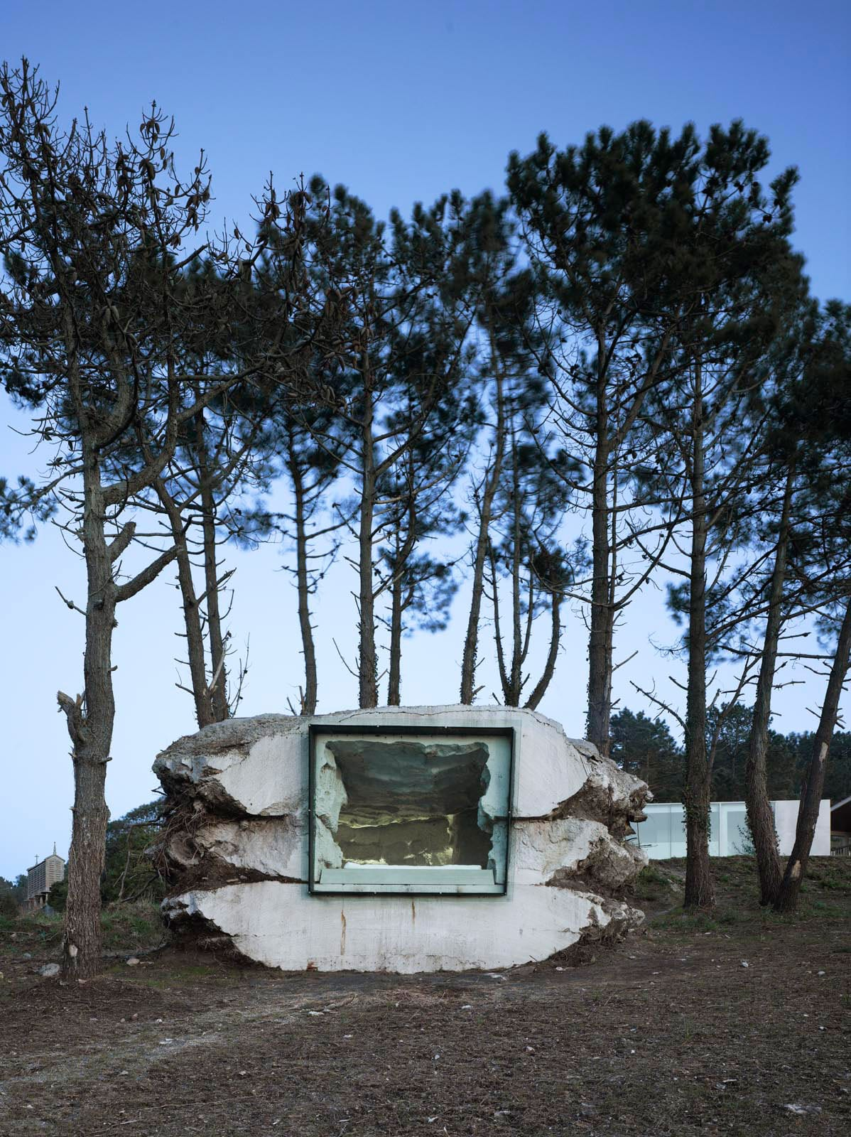 The Truffle in Costa da Morte, Spain by Ensamble Studio | Yellowtrace