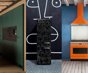 70 Years of Smeg Curated by Yellowtrace