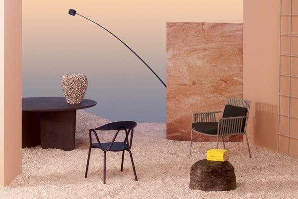 Elena Mora's Slick Interior Styling & Set Design   Yellowtrace