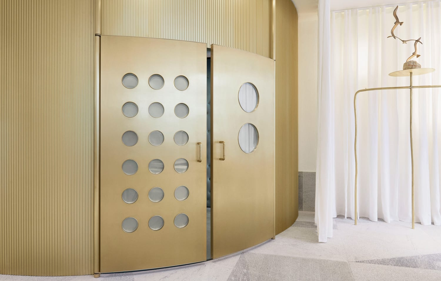 Forte Forte Store in Paris by Robert Vattilana | Yellowtrace