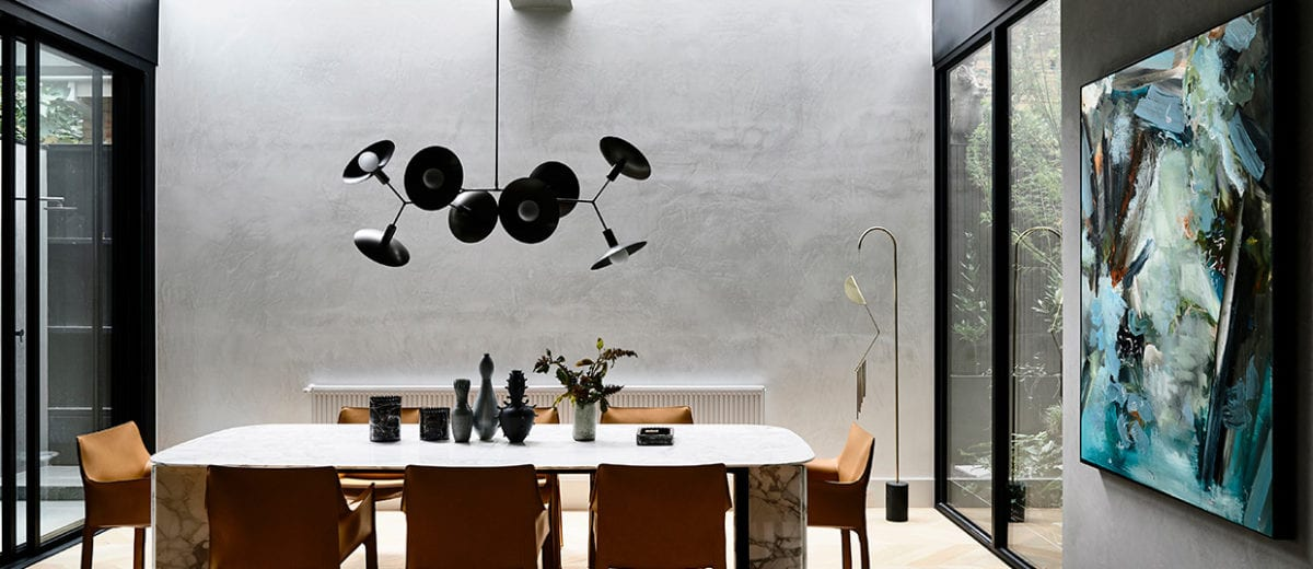 Huntingtower House in Armadale, Melbourne by Workroom and AGUSHI Construction | Yellowtrace