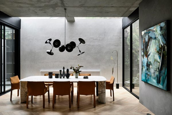 Huntingtower House in Armadale, Melbourne by Workroom and AGUSHI Construction   Yellowtrace