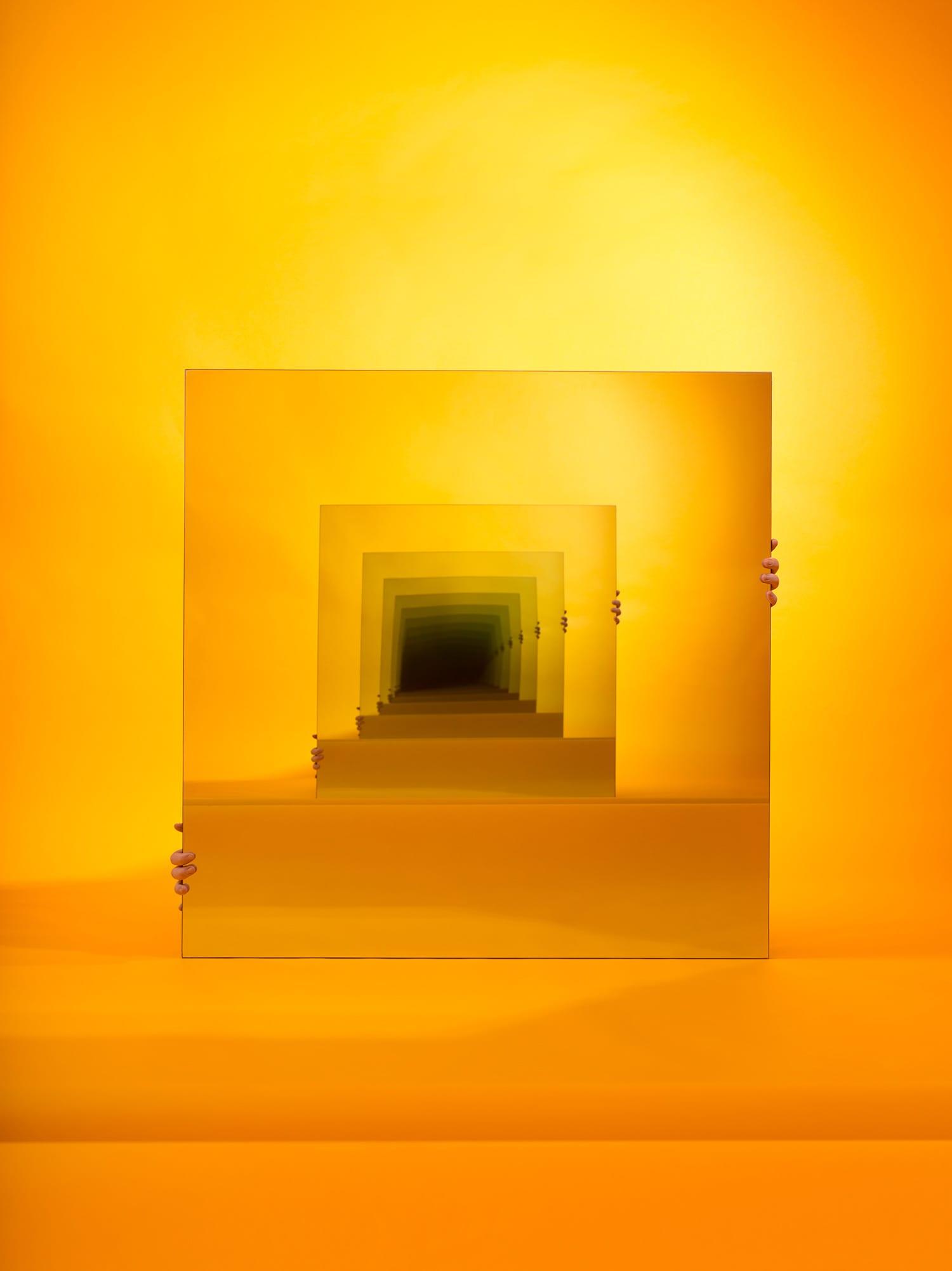Yellowtrace Spotlight Australian Design News March 2014: Infinite Mirrored Tunnel Installations By Sarah Meyohas