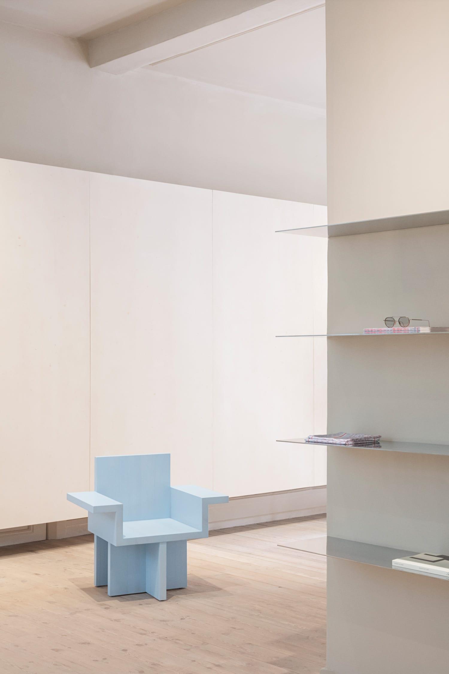 Mark Kenly Domino Tan Flagship in Copenhagen by Studio David Thulstrup   Yellowtrace