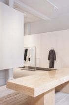 Mark Kenly Domino Tan Flagship in Copenhagen by Studio David Thulstrup | Yellowtrace