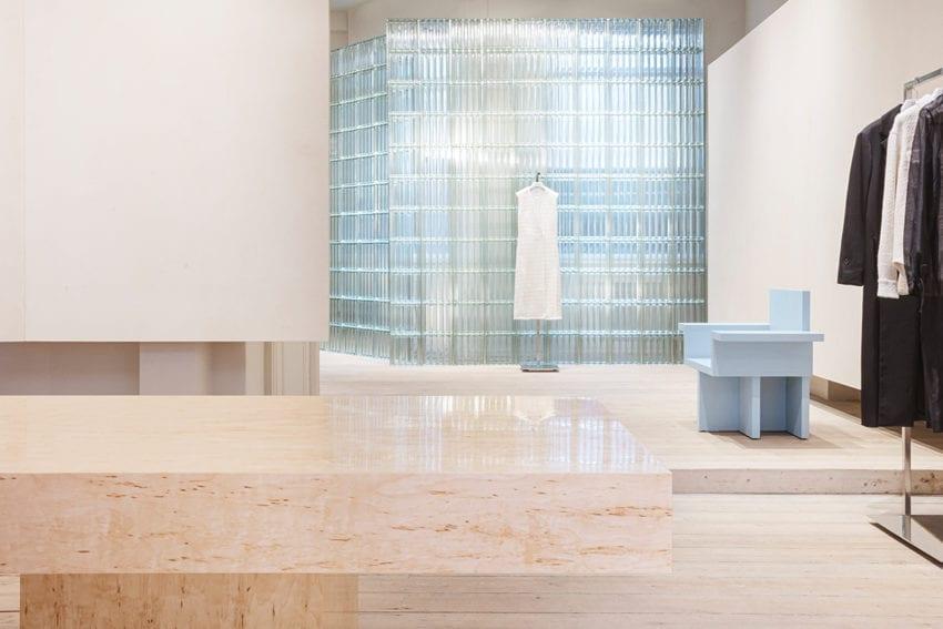 Mark Kenly Domino Tan Flagship in Copenhagen by Studio David Thulstrup | Yellowtrace