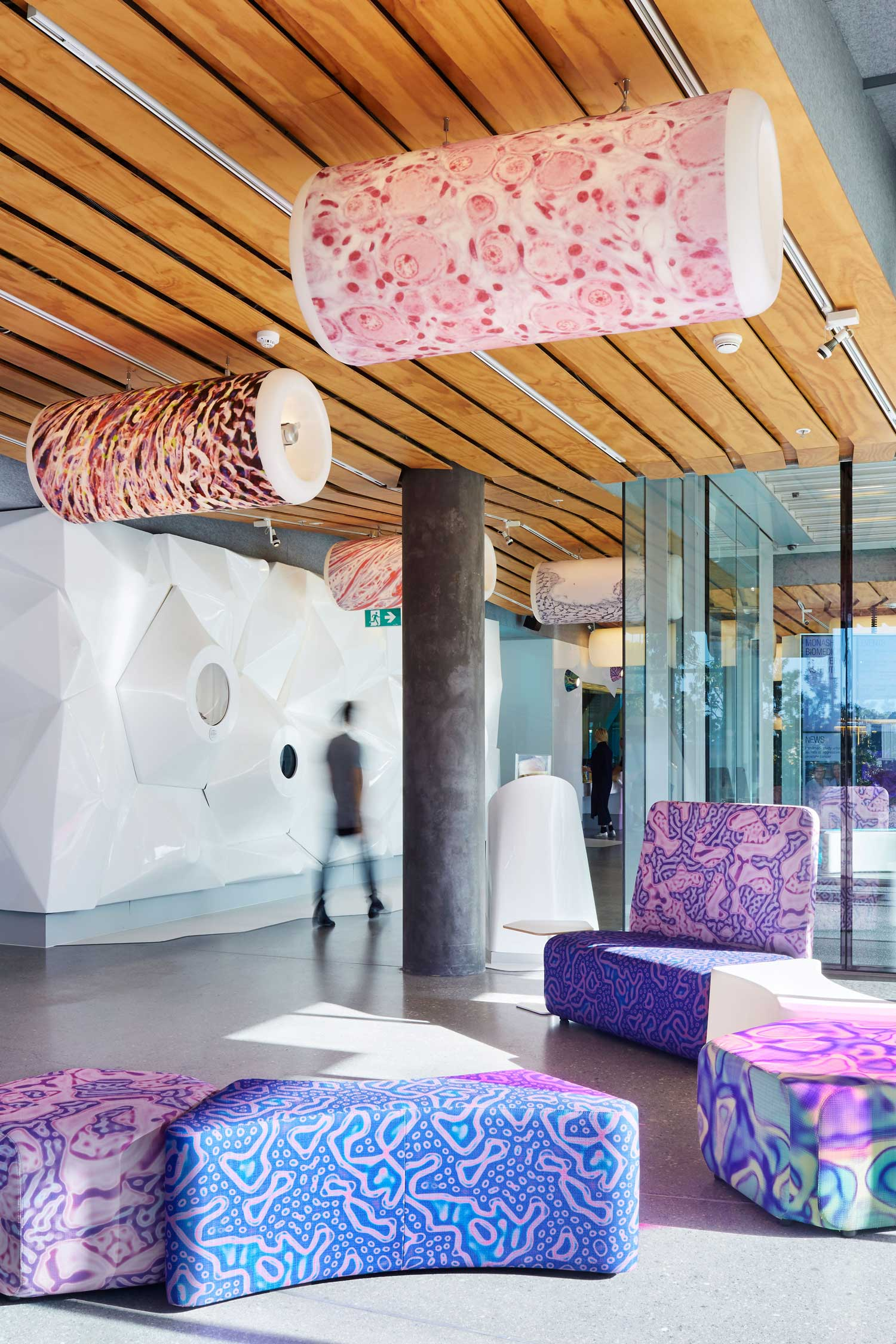Monash Biomedicine Discovery Institute by Sibling Architecture | Yellowtrace
