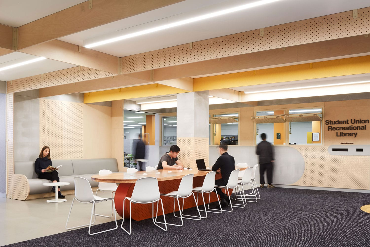 Monash University, Eastwing Campus by Sibling Architecture | Yellowtrace