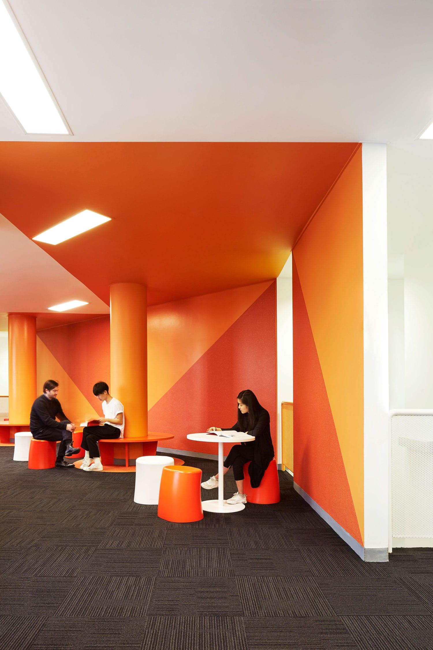 Monash University, School of Nursing & Midwifery by Sibling Architecture | Yellowtrace