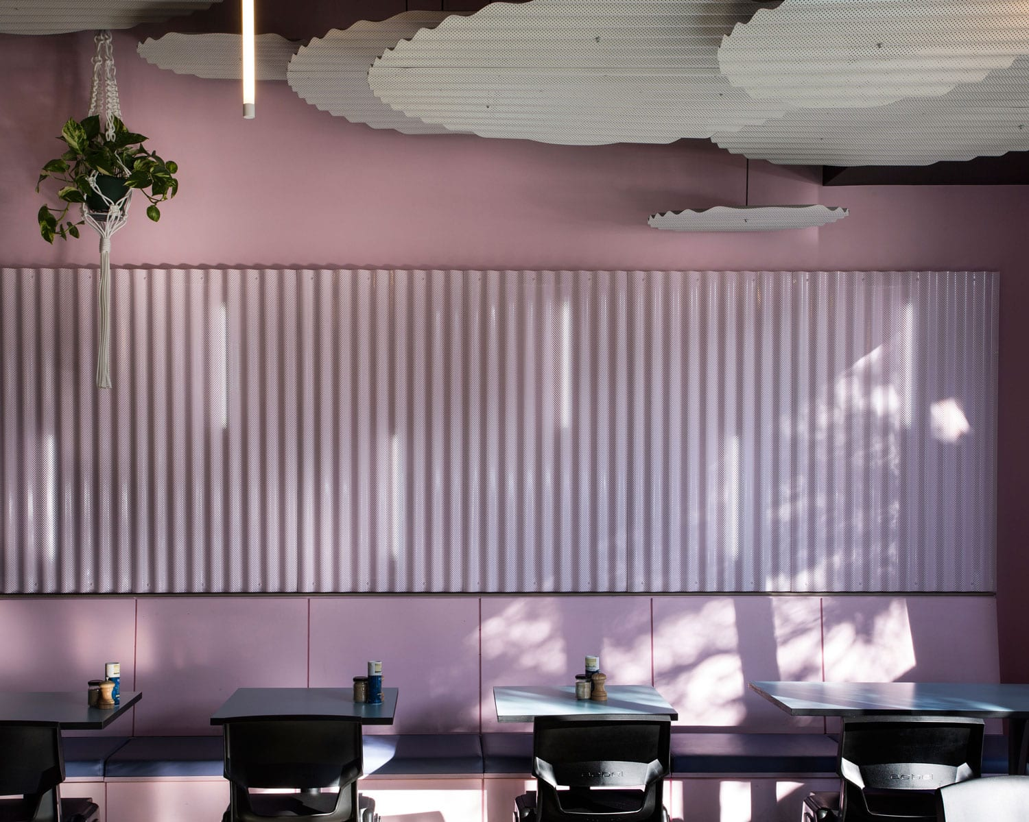 Neon Tiger Cafe by Sibling Architecture | Yellowtrace