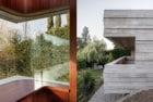 Panorama Suburbia House in Switzerland by Leopold Banchini & Daniel Zamarbide | Yellowtrace