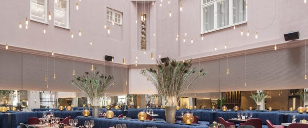 The Radisson Collection Hotel, Strand Stockholm Reveals New Look by Swedish Architects Studio Wingårdhs | Yellowtrace