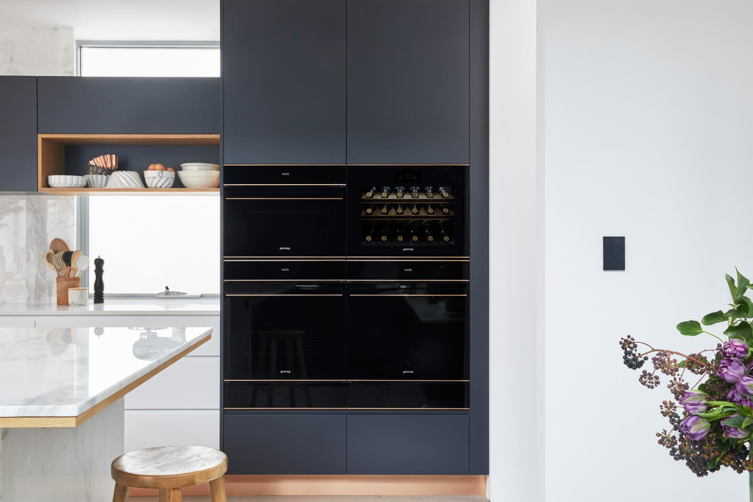 Smeg Dolce Stil Novo Collection by Guido Canali | Yellowtrace