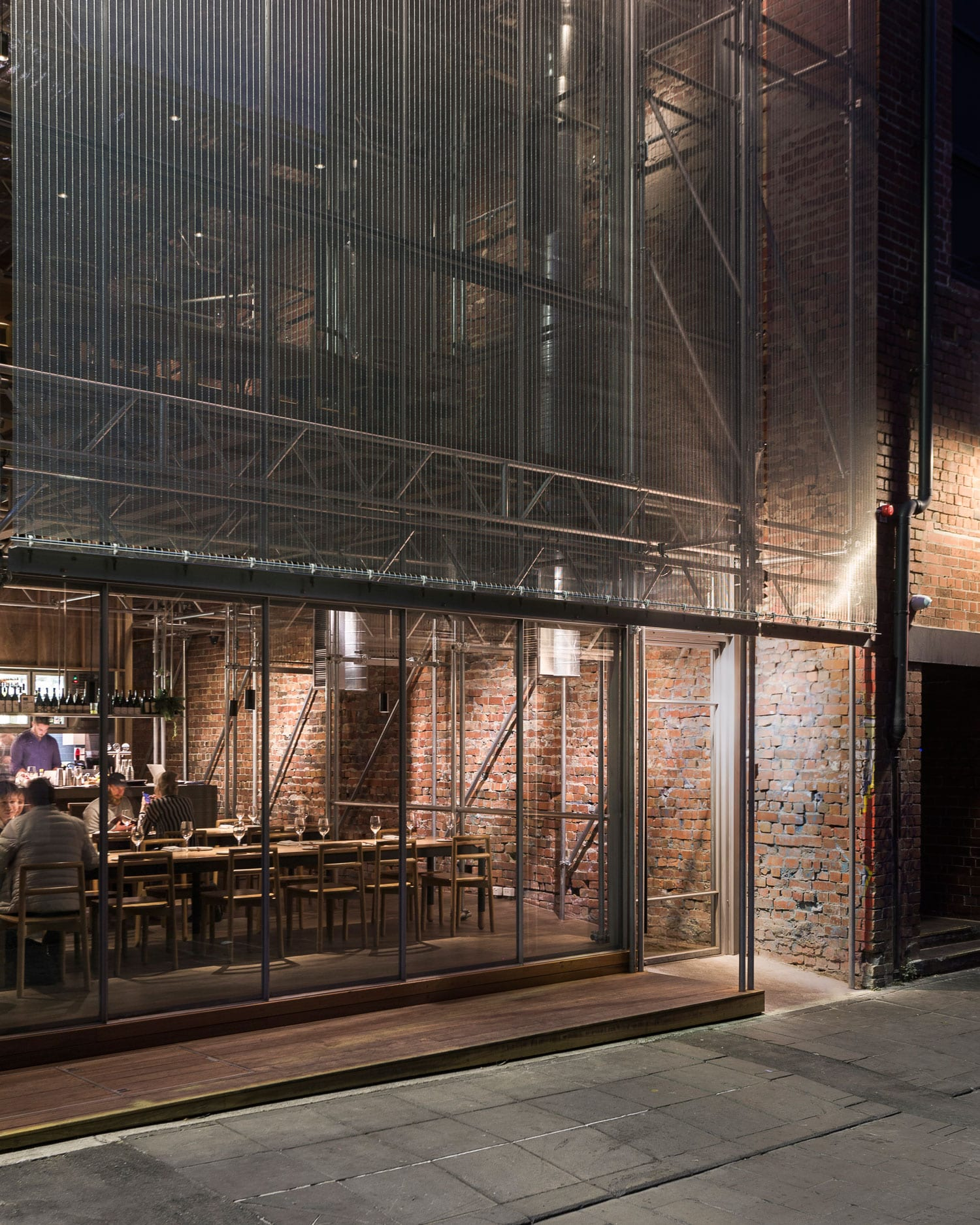 Sunda Restaurant & Bar in Melbourne by Figureground & Kerstin Thompson Architects | Yellowtrace