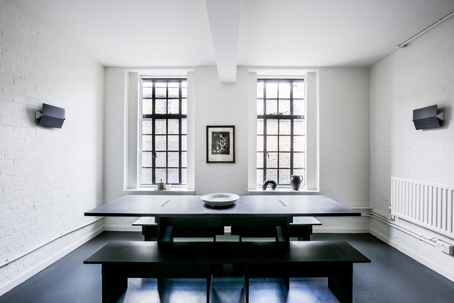 The modern houses new hq inside a converted 1930s church hall transformed by tdo architecture