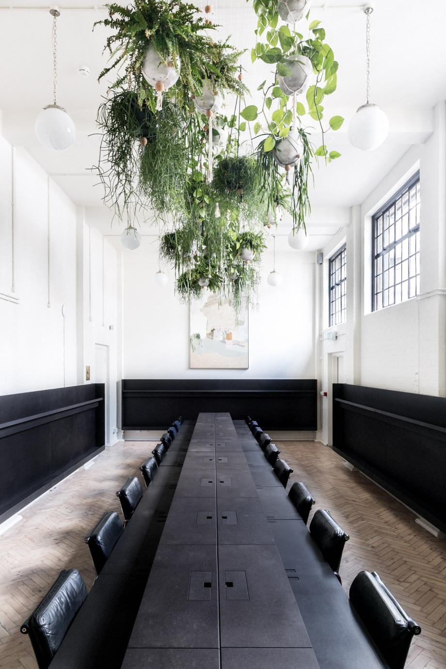 The Modern House's New HQ Inside a Converted 1930s Church Hall Transformed by TDO Architecture   Yellowtrace