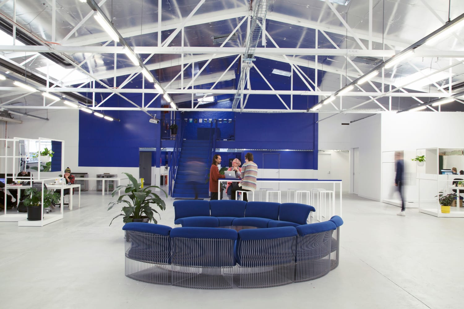 Vice Australia Office in Melbourne by Sibling Architecture | Yellowtrace