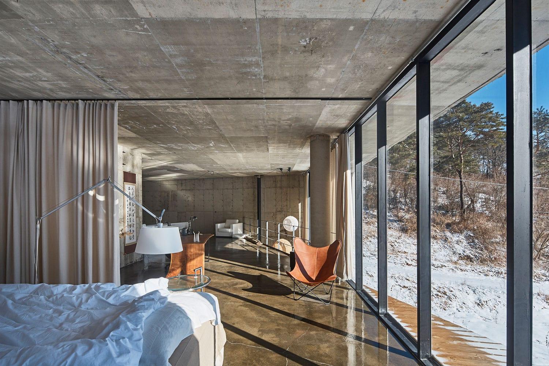 Vila Calando in Yanggu-gun, South Korea by Chiasmus Partners   Yellowtrace