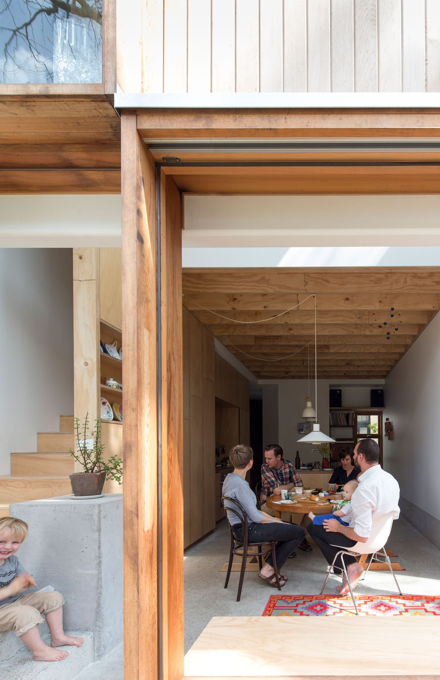 3x2 House, Sydney by panovscott | Yellowtrace