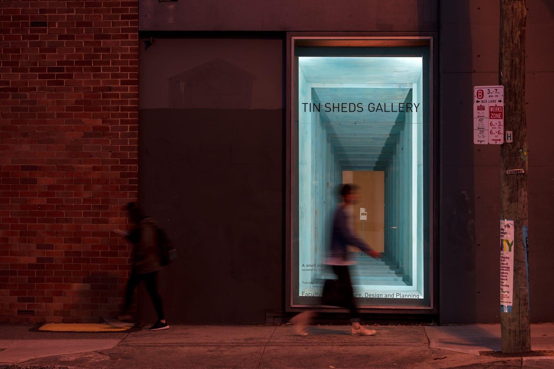 A Small Exhibition, Sydney by panovscott   Yellowtrace